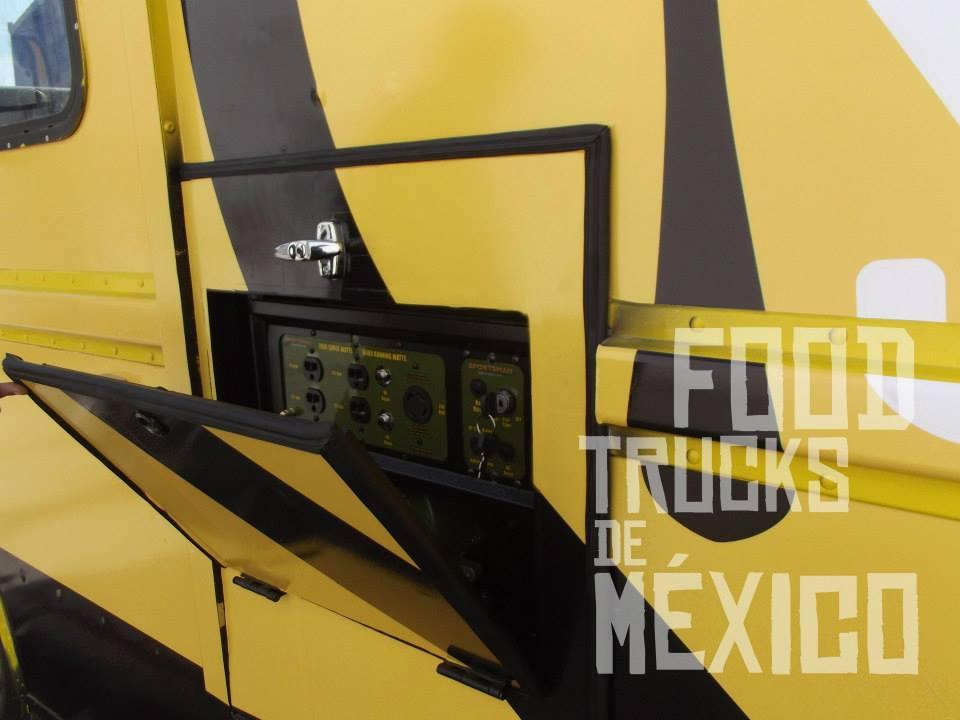 Food Trucks de México