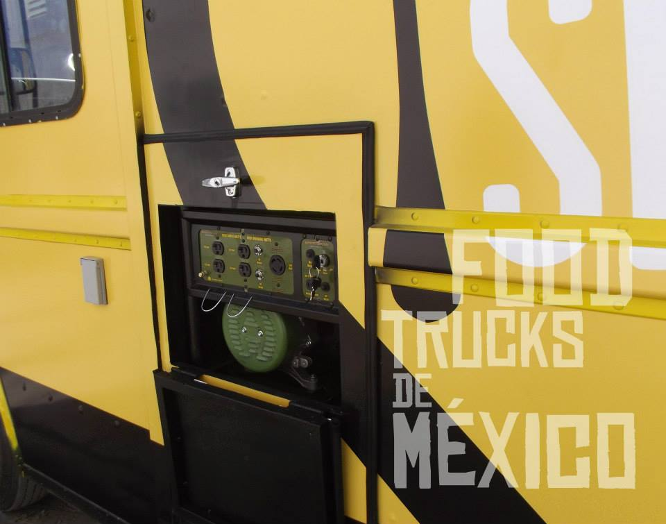 Food Trucks de México