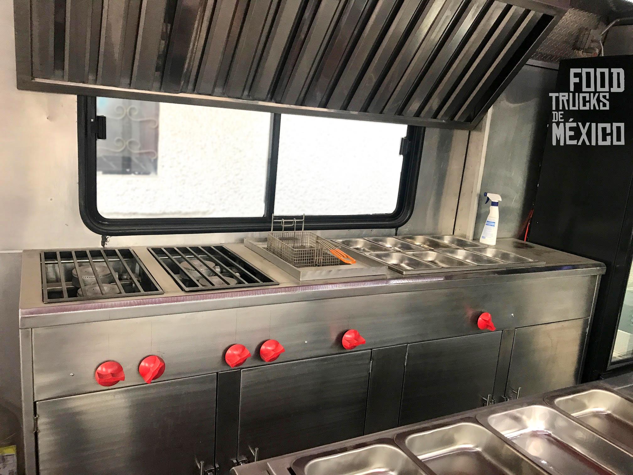 Venta y Renta Food Trucks de México